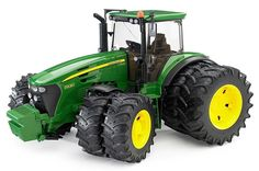 Bruder Toys John Deere 7930 Tractor with Double Wheels