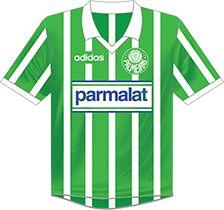O maior acervo de camisas do Verdão em um só lugar. Camisas Do Palmeiras af5bd17289662