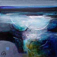 Seascapes, seascape painting, seascape art by Patricia Sadler Landscape Artwork, Abstract Landscape, Abstract Art, Inspirational Artwork, Seascape Paintings, Painting & Drawing, Waves, Fine Art, Artist