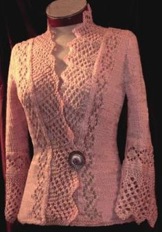 Colette knitting pattern from White Lies Designs. Another beauty.