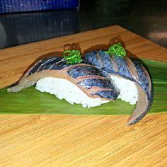 Iwashi Nigiri #sushi #sashimi #nigiri #sardine #iwashi #chef #cheflife #sushichef #food #foodporn #fresh  #foodart #fit #healthy #healthyliving #playingwithfood #passion #sushipornme #love #fortheloveofthegame #delicious  #fortheloveofmycraft #japanesefood #lovewhatido! #fairmontscotsdale #ironwood #fairmonthotels @fairmontscotsdl