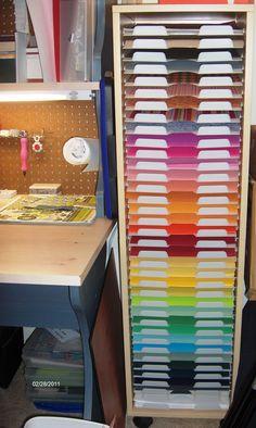 Merveilleux 12x12 Paper Storage   Scrapbook.com