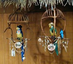 ZuluMagoo (publisher of the Rocky Mountain Tiki Newsletter) is currently working on his new home tiki bar, the Kona Luanii. One of the projects for his room are these fantastic birds, inspired of c… Tiki Room Disney, Disney Home Decor, Disney Diy, Disney Theme, Walt Disney, Disney Garden, Tiki Hut, Tiki Tiki, Disney Enchanted