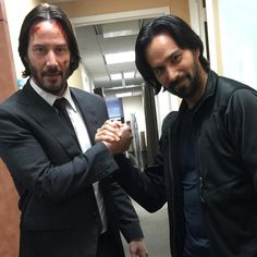 "keanuital: "" mackkuhr: Our last day on NYC unit💪�John Wick: Chapter 2 blasts into theaters this weekend! Hope everyone loves it! Note: Mack Kuhr was stunt performer on John Wick X � Keanu Reeves John Wick, Keanu Charles Reeves, Keanu Reeves Wife, Titanic Rose, Foto Doctor, John Wick Movie, Keanu Reaves, Action Movie Stars, Stunt Doubles"