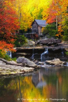Babcock State Park ~ West Virginia, USA