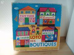 Le Loto des boutiques Fernand Nathan Mina68 Jeux & Jouets Haut-Rhin - leboncoin.fr