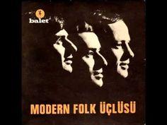 Modern Folk Üçlüsü-Kara Toprak - YouTube