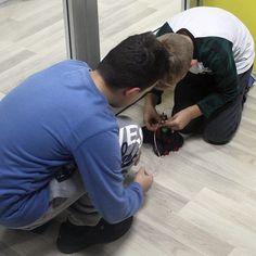 [ERW 2015] Radionica robotike u Europskom tjednu robotike  Jučer je počeo Europski tjedan robotike (European Robotics Week 2015) a danas je Informatički klub Futura odradio Radionicu robotike za sve uzraste u sklopu Europskog tjedna robotike.  http://ift.tt/1lg6Gc2  #futura #ERW2015 #radionice #workshops #unidu #robotika #robocup #roboalka #roborescue #robodance #fischertechnik #Arduino #ArduinoUno #ArduinoLeonardo #raspberrypi #3Dprint #3Dprinter #3Dprinting #robotics #robots #autobots…