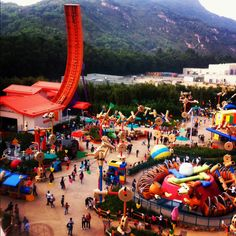 Toy story land@hong kong Disneyland