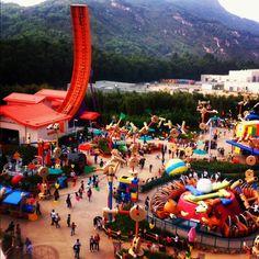 Toy story land@hong kong Disneyland
