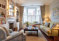 House of Turquoise: Lisette Voûte Designs…small formal living room