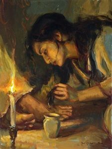 """Forgiven"" by Daniel F. Gerhartz - this passage was one of the first sermons I ever preached..."
