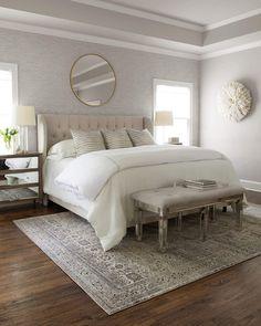 Master Bedroom Design, Home Decor Bedroom, Master Suite, Bedroom Small, Bedroom Black, Rug For Bedroom, Bedroom Brown, Master Bedrooms, Bedroom Romantic