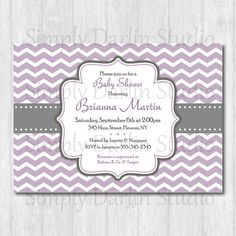140 Best Baby Shower Images On Pinterest Lavender Baby Showers