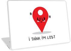 'I think I'm lost' Laptop Skin by Adrian Serghie Canvas Prints, Framed Prints, Art Prints, Im Lost, Laptop Skin, Art Boards, Ipad, Art Impressions, Photo Canvas Prints