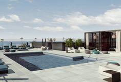 Ocean Avenue South residencial, panorama de pelicula