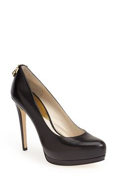 MICHAEL Michael Kors 'Hamilton' Platform Pump (Women) available at #Nordstrom