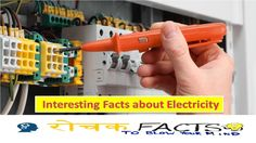 Interesting Facts about Electricity