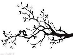 cherry blossom branch drawing - Google-Suche