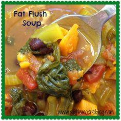 FAT FLUSH PLAN DIET