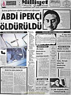 Milliyet gazetesi 2 şubat 1979