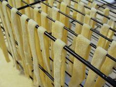 C Mom Cook: Sourdough Pasta Sourdough Recipes, Bread Recipes, Whole Food Recipes, Bread Head, Mushroom Cream Sauces, Cream Sauce Recipes, Homemade Pasta, Kitchen Aid Mixer, Favorite Recipes