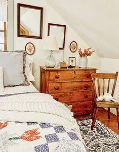 Antique Guest Bedroom