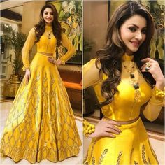 Factors to check while you plan to buy Anarkali Gowns. This article is how to plan a buy Anarkali Gouns like a Fabric, Color, Length of the gown, Styles and Patterns and many more tips. so read now and plan to buy latest anarkali gowns. Lehenga Choli Designs, Indian Gowns Dresses, Bridal Dresses, Prom Dresses, Indian Wedding Outfits, Indian Outfits, Eid Outfits, Indian Designer Outfits, Designer Dresses