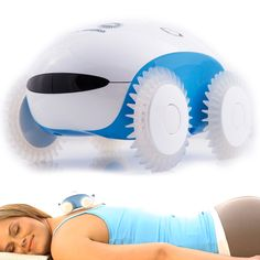 WheeMe - Stress-Relief Massage Robot