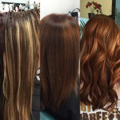 Before straight and after :)