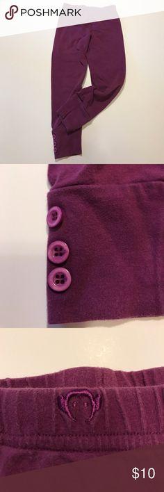 Appaman Leggings for Girls In EUC. Buttons to decorate the bottoms of the leggings. Appaman Bottoms Leggings