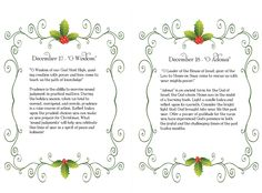 """Praying the """"O Antiphons"""" - includes downloadable 'O Antiphons' reflection cards #advent #Christmas #Catholic"""