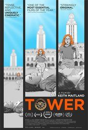 Tower - SAVFF2016.  This film was very powerful, well done and such an interesting forgotten situaion.