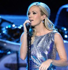 """Carrie Underwood: """"At the beginning of my career, I used to have panic attacks. People were touching me, screaming—it made me really nervous. In public, I just get nervous. It's a physical reaction, feeling like the walls are closing in."""""""