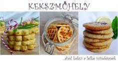 Kekszműhely Waffles, Cereal, Muffin, Cookies, Breakfast, Food, Crack Crackers, Morning Coffee, Biscuits