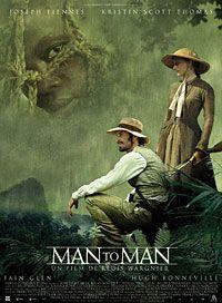 Man to Man - Le chainon manquant - Régis Wargnier - 13/04/05 - Actualités - News - Hominidés