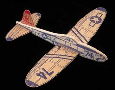 Jim Walker's 74 Fighter - his most popular demonstration glider - I got 1 of these every week for years...