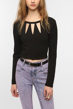 MINKPINK Fatal Attraction Top  #UrbanOutfitters