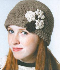 Crochet Hats: Free Crochet Pattern
