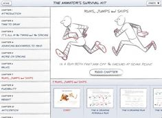 Animator's Survival Kit on iPad  If I had an iPad, this would be one of the first things I put on it...