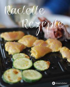 Außergewöhnliche Racletteideen: Wir zeigen euch Raclette Rezepte mit Fruchtsenf und Chilisenf. Viele Kombinationen und Ideen in unser Rezeptesammlung!