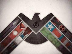 S.H.I.E.L.D. and The Avengers Logo