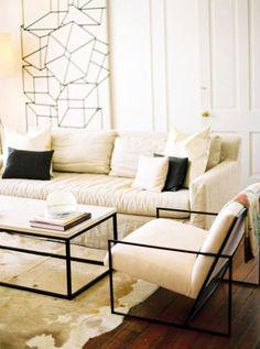 Tour a Modernized Southern Home With Gorgeous Bones via @mydomaine