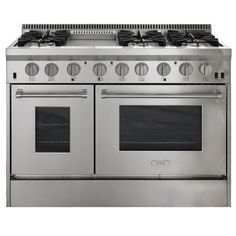 "NEW! AGA Professional Gas Range with RapidBake Convection is available in three sizes to meet your needs - 30"", 36"" and 48"" with built-in griddle."