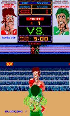 Punch Out Arcade Game