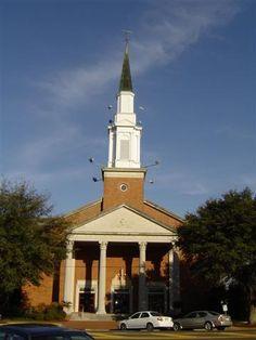 First Baptist Church of Tuscaloosa -