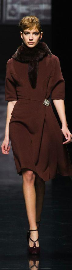 Ermanno Scervino at Milan Fashion Week Fall 2013
