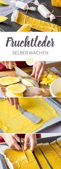 Lust auf Süßkram aus der eigenen Küche? Wie du Fruchtleder selber machen kannst und welche Tipps dir dabei helfen, verraten wir dir hier.