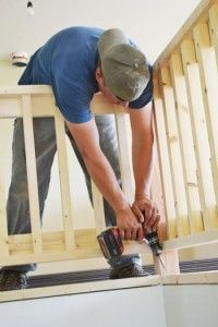 How to Build Wood Handrails for Stairs & Decks | The Homestead Survival