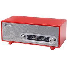 Crosley Ranchero AM/FM Retro Radio